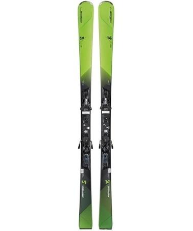 Elan Amphibio 14 TI Kayak + ELX 11.0 Fusion Bağlama Renkli